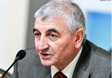 Мазахир Панахов проголосовал на парламентских выборах