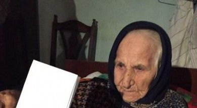 Azerbaijan's oldest citizen casts ballot at parliamentary election