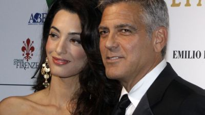Джордж Клуни подарил своей супруге на годовщину свадьбы ресторан