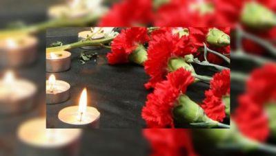 В Баку прошла акция в память о жертвах крушения A321