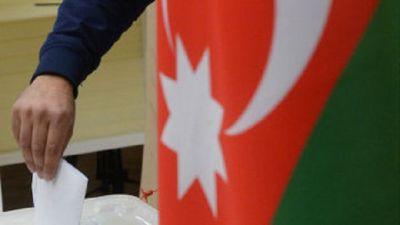 Жители северных регионов Азербайджана активно голосуют на выборах