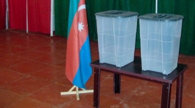 Active voting process is observed in Shamakhi