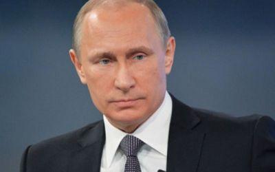 Путин поблагодарил мировую общественность