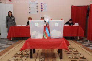 Голосование на парламентских выборах в Азербайджане завершилось