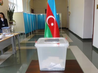 Voting for parliamentary elections in Azerbaijan wraps up
