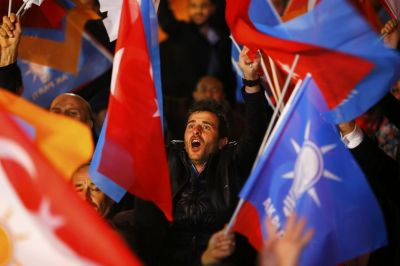 Turkey elections: AK Party wins elections