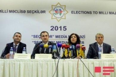 No violations recorded in Azerbaijan's parliamentary elections Latvian MP says