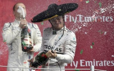 Mercedes F1 team welcome Rosberg revival