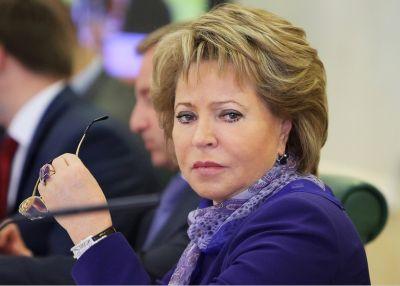 Матвиенко: РФ делает все для урегулирования карабахского конфликта