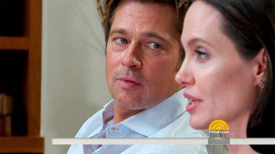 Джоли и Питт дали первое интервью об операциях актрисы ФОТО