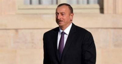 Президент Азербайджана Ильхам Алиев прибыл в Загатальский район
