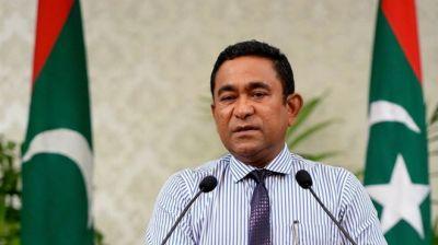 Maldives declares 30-day emergency
