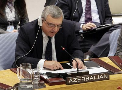 Azerbaijani Diplomat appointed ermanent representative of OIC
