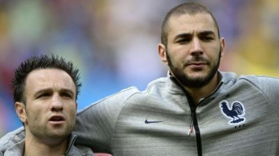 Benzema faces charge in Valbuena sex tape case