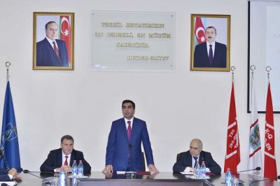 BHOS celebrates 70 yearsAnniversary of Azerbaijan National Academy of Sciences