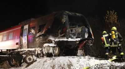 At least 2 dead in Bavaria rail disaster