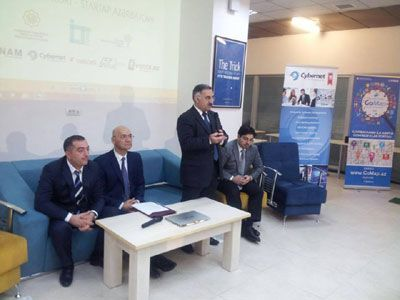 Startup Days launched in Baku