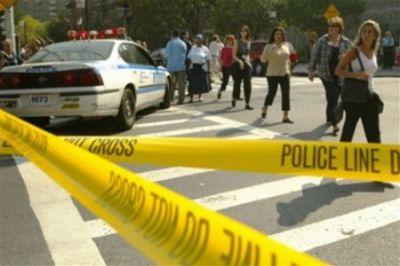 Стрельба в Америке один человек убит, двое ранены, в том числе ребенок
