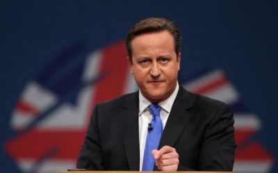 There will be no second EU referendum Cameron says