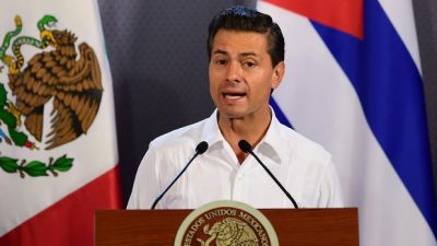 Mexican President opposes marijuana legalization