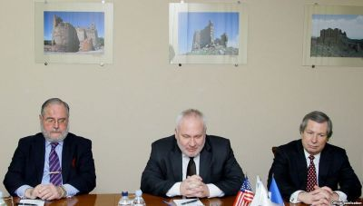 The co-chairs to discuss Nagorno-Karabakh conflict