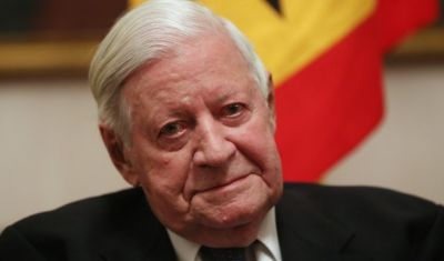 German ex-Chancellor Schmidt dies at 96