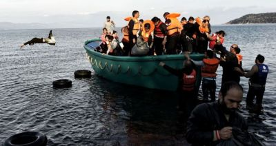 Migrant boat sinks off Turkish coast, 14 dead, 27 rescued