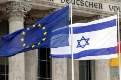 EU draws Israel anger over 'Made in Israel' labels