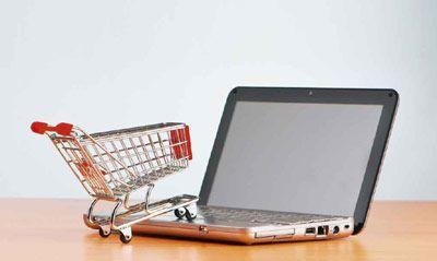 Оборот электронной розничной торговли увеличился