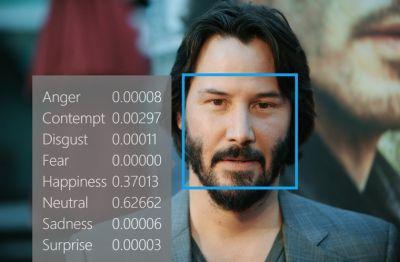 Microsoft попытается угадать эмоции людей по фото
