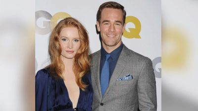 James Van Der Beek, wife Kimberly Expecting fourth child