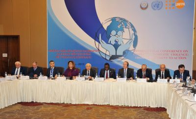 Baku hosts  International conference on the prevention of domestic violence
