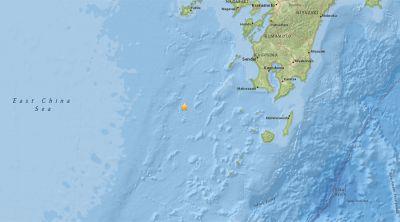 7.0 magnitude quake hits off  Japan