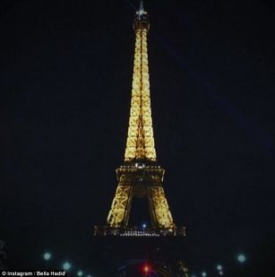 Celebrities react to deadly Paris shootings #PrayForParis