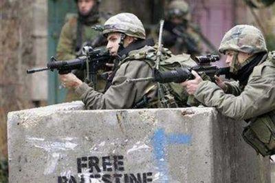 Два палестинца убиты в перестрелке с израильскими военными