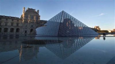 Paris museums reopen after terror attack
