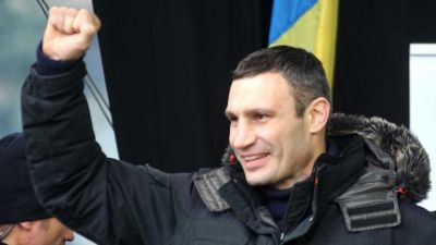 Vitali Klitschkore-elected Kyiv Mayor