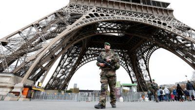 Во Франции опознали седьмого террориста