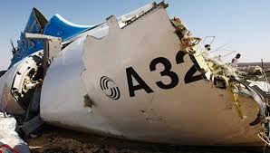 Катастрофа A321 над Синаем признана терактом