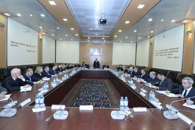 В МСВТ состоялось совещание