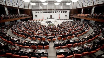 Turkish parliament to open for 26th term