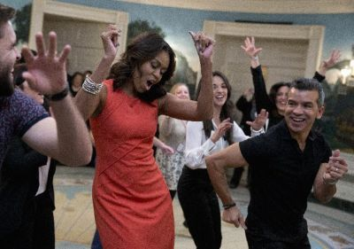 Michelle Obama Brings Broadway to the White House PHOTOS