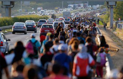 ООН: Европе может быть выгоден приток беженцев и мигрантов