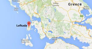 Quake hits off Greek island