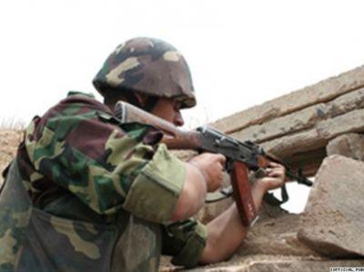 ВС Армении нарушили режим прекращения огня 110 раз