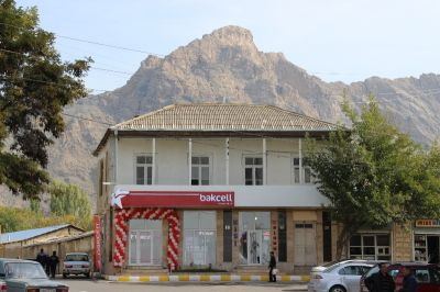 Bakcell has opened a new Sales and Service Office in the city of Ordubad