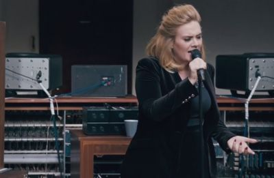 Adele reveals new single  When we were young