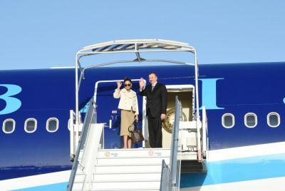 Завершился рабочий визит Президента во Францию ФОТО