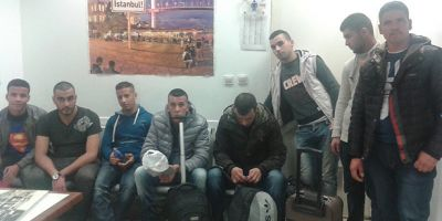 Turkey: 8 Moroccans detained