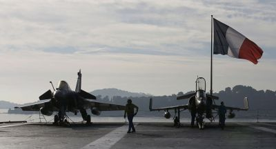 France may send special force to Syria
